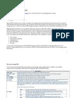 File Access Management