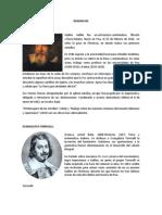 mini biografias  inventores