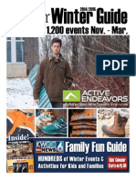 2014-15 Winter Guide and KWQC Family Fun Guide, Published by the River Cities' Reader