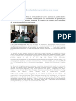 La ANA Inicia Estudios de Evaluación de Recursos Hídricos en 12 Cuencas Hidrográficas Del Perú