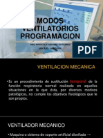 Modos Ventilatorios