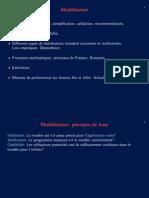 Modelisation Processus stochastiques