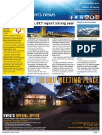 Business Events News for Wed 26 Nov 2014 - ACB, BET report strong year, New Doha conference centre, 40% first time EEAA entries, Partner Up, and much more