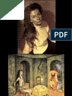 apresentação pinturas Remedios Varo