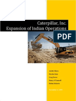 Caterpillar = Final Report _India_