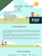 Proyecto Leer y Escribir Con Las TIC