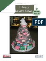 Library Lovers News Christmas 2014