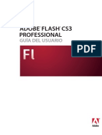 Manual Adobe Flash CS3
