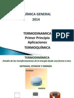 Termodinámica-termoquímica