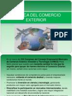 1.1.1 Ppt Politica Del Comercio Exterior