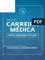 Workshop Carreira Médica