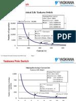 Yaskawa Pole Switch Technical Chart 2002-01