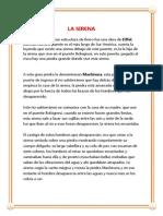 La Sirena-COSTA.docx