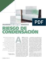 LE 3.2 Humedad en Viviendas Riesgo de Condensacion