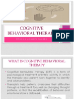 Cognitive Behavioral Therapy Priscila Ingles