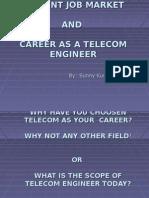 Telecom as a Career