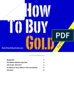 How to Buy Gold eBook