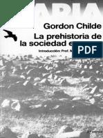 CHILDE La Prehistoria de La Sociedad Europea (1)