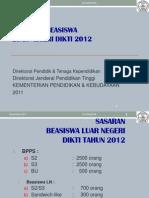 Sistem Beasiswa Ln 6 Des 2011