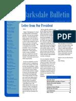 December 2014 Barksdale OSC Newsletter