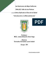 Practica 3 Laura Gonzalez #1214004. 02-11-2014