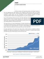 Quantcast Mobile Report1