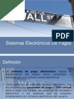 Sistemas Electronicos de Pago