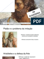 Aula Poética Aristóteles