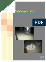 analisis fisico quimico de orina