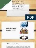 Relaciones Laborales y Relaciones Publicas