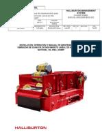 instalacionoperacinymanualdemantenimientodelvibradordecanastademovimientolinealdealtoimpactonational-140328084532-phpapp02