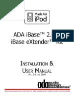 codigo de ipod con equipo ADA