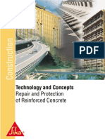 Repair and Protection of Reinforced Concrete