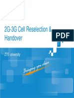 17.GO_NA25_E1_1 2G-3G Cell Reselection & Handover-39