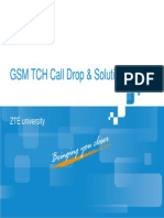 18.GO_NA17_E1_1 GSM TCH Call Drop & Solutions 37