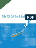 18.GO_NA17_E1_1 GSM TCH Call Drop & Solutions 37