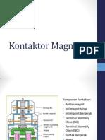 Kontaktor magnet