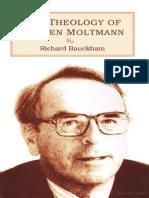 La teología del Jurgen moltmann