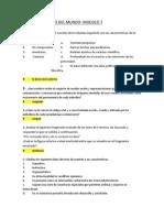 7. Visiones Del Mundo. Guía