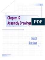 assembly drawing 1