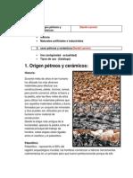 Materiales Petreos,Historia,Componentes y Usos
