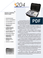 catalogo de  instrumentos de  medición