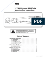 TBM5 S Instruction Sheet