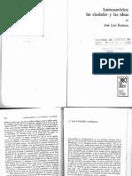Romero, José Luis Latinoamérica, Las Ciudades y Las Ideas(Caps.5-7)