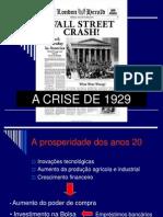 Crise de 1929 Oficial