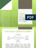 optikal amplifier