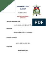 VALORES Y VECTORES PROPIOS DE MATRICES REALES Y COMPLEJAS INVESTIGACION FINAL.pdf