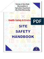 Site Safety Handbook
