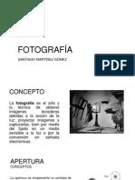 Fotografía - Santiago Martínez Gómez
