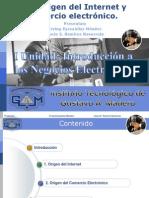 1.1. Origen Del Internet y Comercio Electrónico